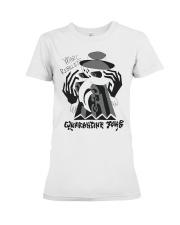 Quaranstream by Ryan Bock Shirt Premium Fit Ladies Tee thumbnail