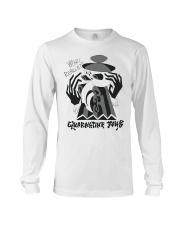 Quaranstream by Ryan Bock Shirt Long Sleeve Tee thumbnail