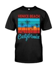 VENICE BEACH CALIFORNIA Classic T-Shirt thumbnail