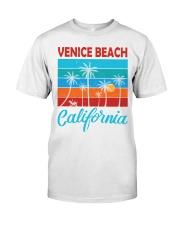 VENICE BEACH CALIFORNIA Classic T-Shirt tile