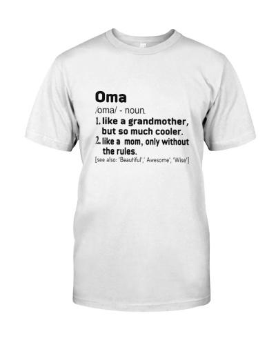 Define - Oma