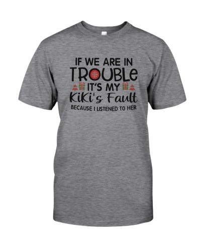 If we are in trouble - Kiki