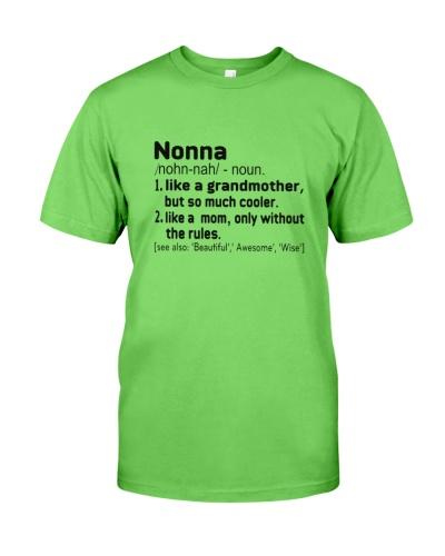 Define - Nonna