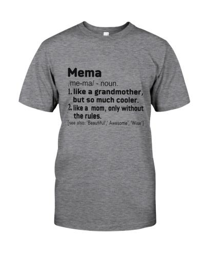 Define - Mena