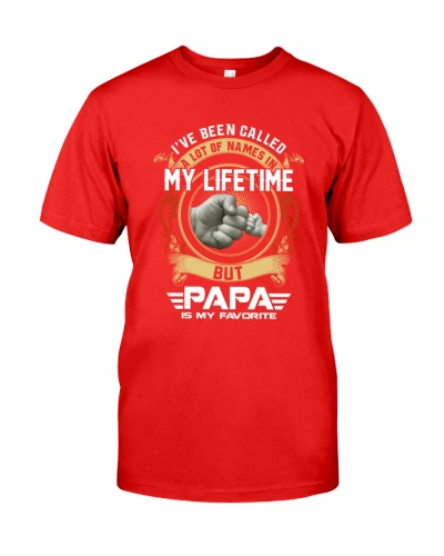 Best Fathers Day Dad Shirts - PAPA