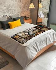 """Book Sherpa Fleece Blanket - 50"""" x 60"""" aos-sherpa-fleece-blanket-lifestyle-front-01"""