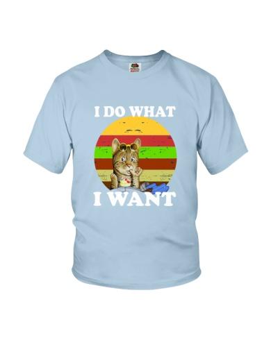 I Do What I Want Shirt