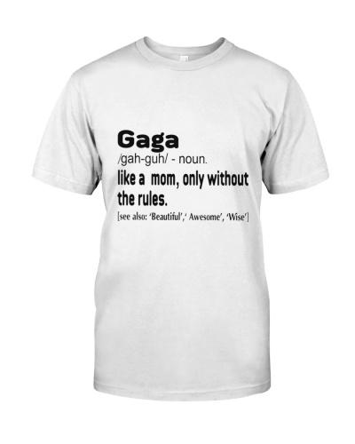 Define - Gaga