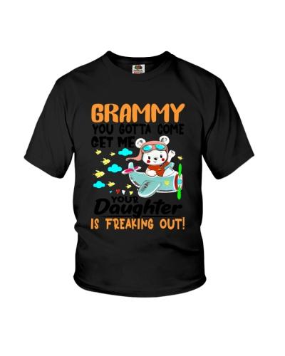 Grammy - You gotta come get me you daughter