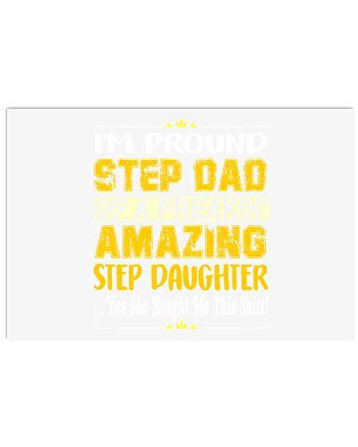 Best Step Dad t - I am Pround Step Dad