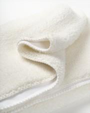"Busy Bees Sherpa Fleece Blanket - 50"" x 60"" aos-sherpa-fleece-blanket-close-up-01"
