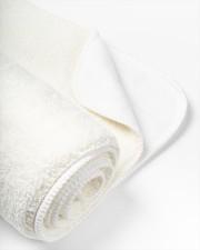 "Busy Bees Sherpa Fleece Blanket - 50"" x 60"" aos-sherpa-fleece-blanket-close-up-05"