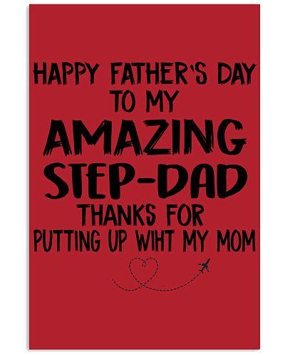 My Amazing Step Dad Shirts