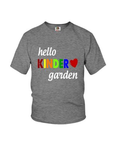 Hello Kinder Garden