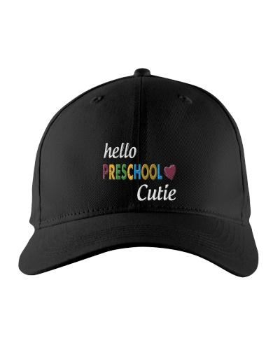 Hello Preschool Cutie