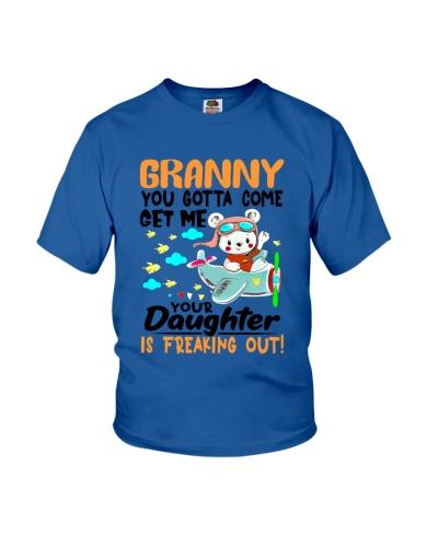 Granny - You gotta come get me you daughter
