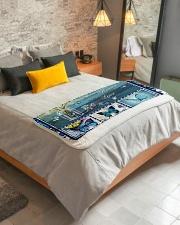 """Butterfly Sherpa Fleece Blanket - 50"""" x 60"""" aos-sherpa-fleece-blanket-lifestyle-front-01"""