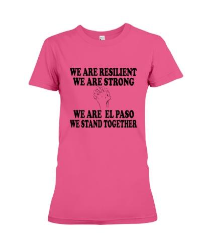 El Paso Strong T shirts