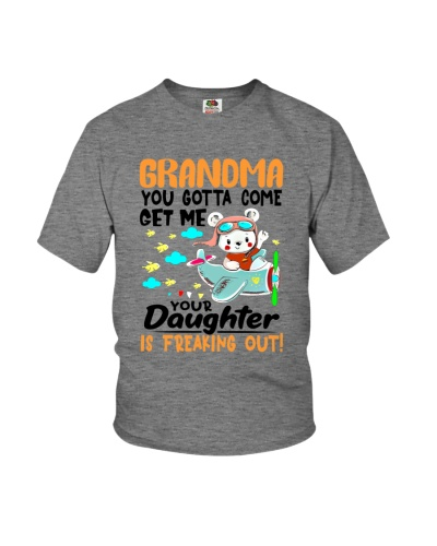 Grandma - You gotta come get me you daughter