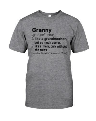 Define - Granny