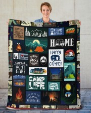 "Camp Life Sherpa Fleece Blanket - 50"" x 60"" aos-sherpa-fleece-blanket-50x60-lifestyle-front-16"