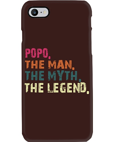 Popo The Man The Myth The Legend