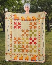 """Duck  Sherpa Fleece Blanket - 50"""" x 60"""" aos-sherpa-fleece-blanket-50x60-lifestyle-front-13b"""