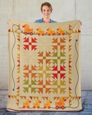 """Duck  Sherpa Fleece Blanket - 50"""" x 60"""" aos-sherpa-fleece-blanket-50x60-lifestyle-front-16"""