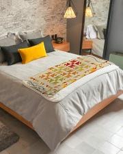 """Duck  Sherpa Fleece Blanket - 50"""" x 60"""" aos-sherpa-fleece-blanket-lifestyle-front-01"""