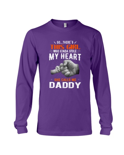 She calls me Dad