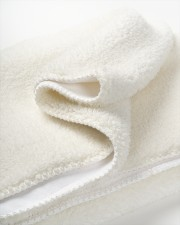 "Sandy Joes Sherpa Fleece Blanket - 50"" x 60"" aos-sherpa-fleece-blanket-close-up-01"