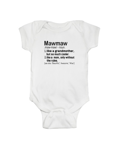 Mawmaw