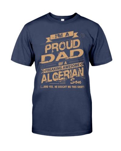 ALGERIAN PROUD DAD-SON