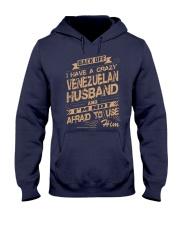 VENEZUELAN HUSBAND Hooded Sweatshirt thumbnail