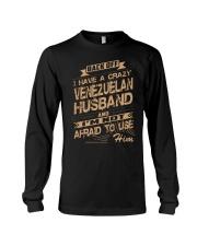 VENEZUELAN HUSBAND Long Sleeve Tee thumbnail