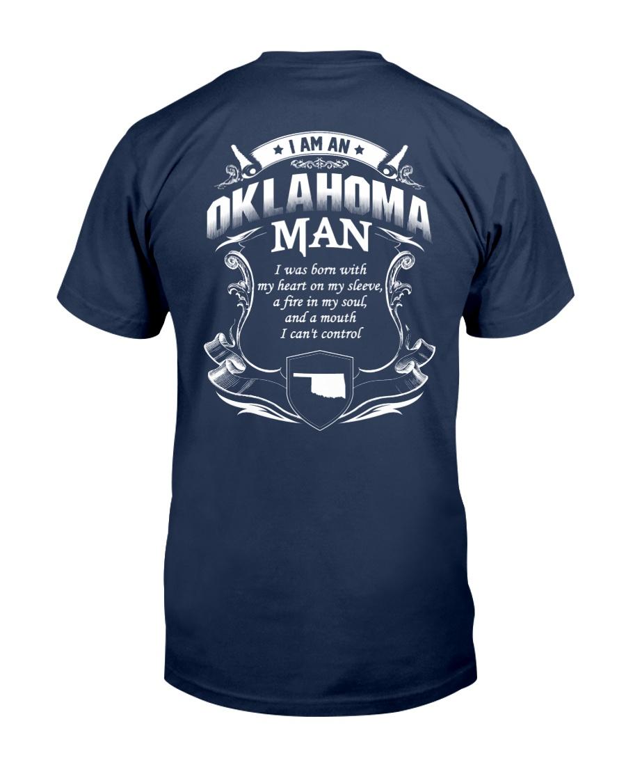 OKLAHOMA MAN Classic T-Shirt