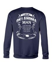 OKLAHOMA MAN Crewneck Sweatshirt thumbnail