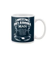 OKLAHOMA MAN Mug thumbnail