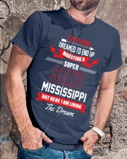 MISSISSIPPI SUPER SEXY Classic T-Shirt lifestyle-mens-crewneck-front-4