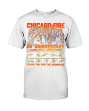 chicago fire 2306 Classic T-Shirt tile