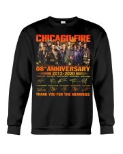 chicago fire 2306 Crewneck Sweatshirt thumbnail