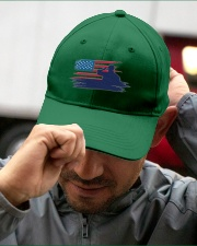 Thank you for your Service Embroidered Hat garment-embroidery-hat-lifestyle-01