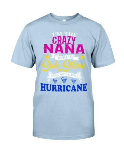 I'm the crazy Nana
