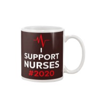 I Support Nurses 2020 Mug thumbnail