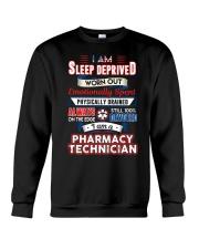 Pharmacy Technician Shirt Crewneck Sweatshirt thumbnail