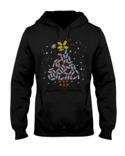 Pharmacy Xmas Tree Ugly Sweater Hooded Sweatshirt thumbnail