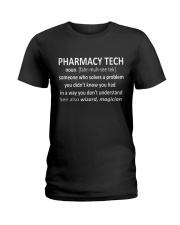 Pharmacy Technician Limited Edition Ladies T-Shirt front