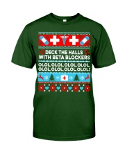 Beta Blockers Shirt Classic T-Shirt front