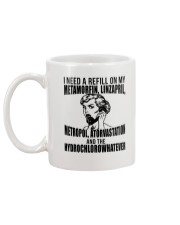 Refill Metamorfin Linzapril Mug back