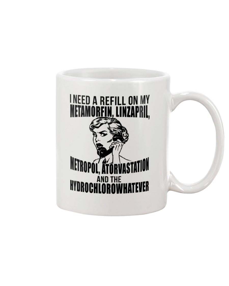 Refill Metamorfin Linzapril Mug